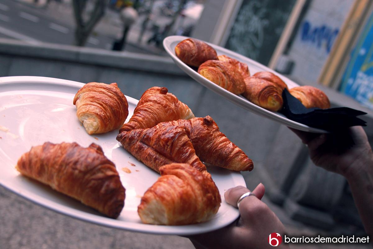 croissant madrid