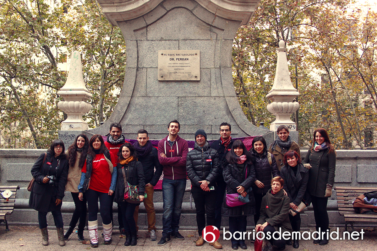 madrid bloggers
