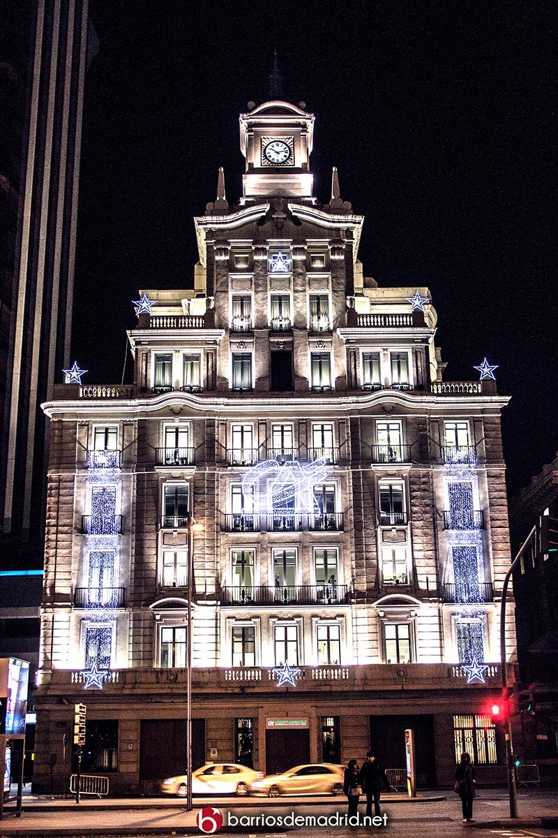 luces navidad colon madrid
