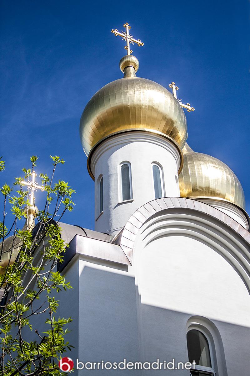 iglesia rusa ortodoxa madrid