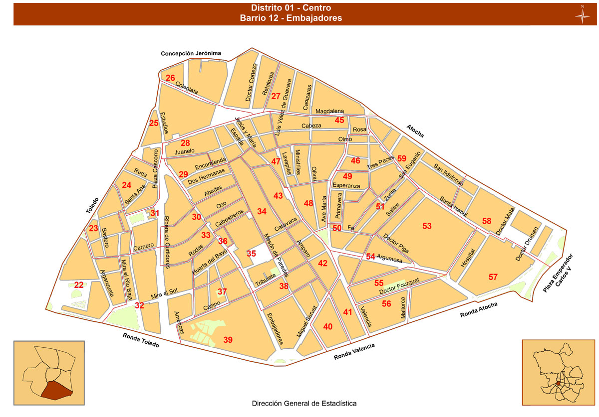 barrio-embajadores-distrito-centro-madrid
