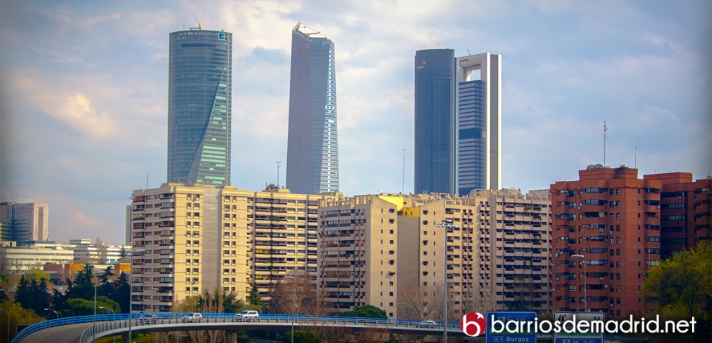4 torres business ramon y cajal