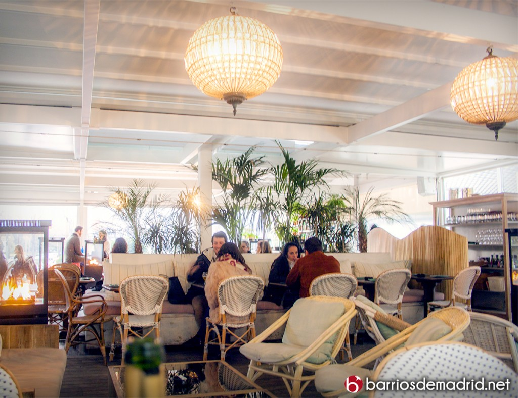 restaurante lateral castellana terraza madrid planes invierno