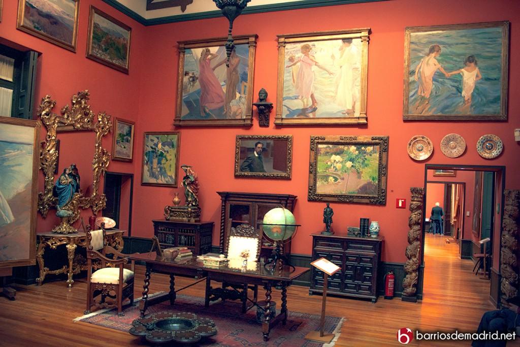 museo sorolla estudio hogar pintor valenciano