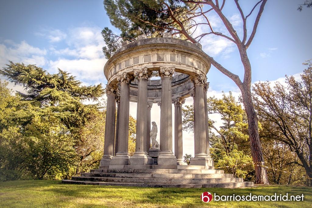 parque romantico en madrid el capricho alameda de osuna